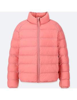 Kids Light Warm Padded Jacket by Uniqlo
