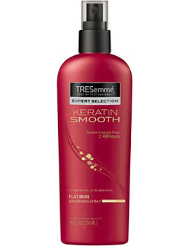 Keratin Smooth Heat Protection Shine Spray by Tresemme