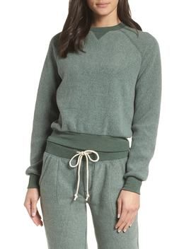 Champ Eco Teddy Sweatshirt by Alternative