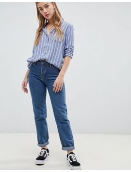 Lee Mom Straight Jeans by Lee Jeans