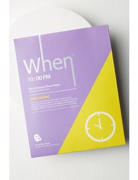 when-sheet-mask by when