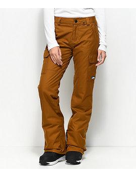Volcom Cascade Coppper 10 K Snowboard Pants by Volcom