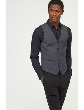 Kostymväst by H&M