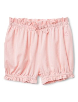 Graphic Bow Shorts by Gap