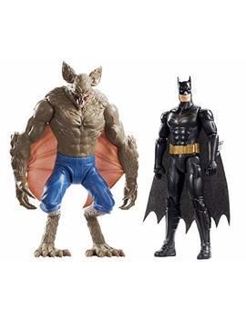 Batman Missions Batman Vs. Man Bat 2 Pack Figures by Batman