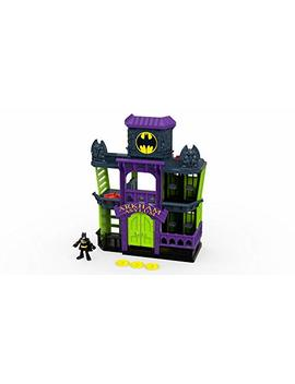 Fisher Price Imaginext Dc Super Friends, Arkham Asylum by Fisher Price