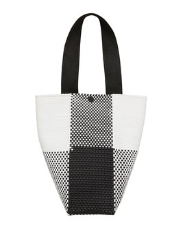 Black And White Le Sac Tote by Truss