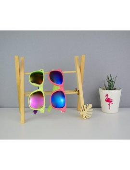 Sunglasses Storage Rack   Sunglasses Holder   Sunglasses Stand   Monstera Leaf   Glasses Stand   Glasses Storage   Handmade   Surf Girl by Etsy