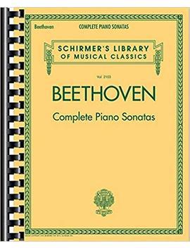 Complete Piano Sonatas by Amazon