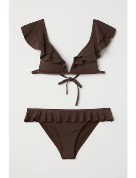 Bikini Met Volants by H&M