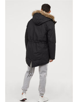 Quilted Parka by H&M