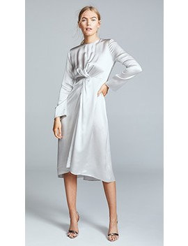 Twist Front Dress by Vince