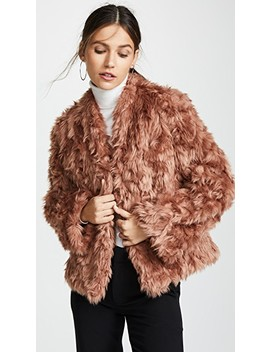 Plush Jacket by Vince