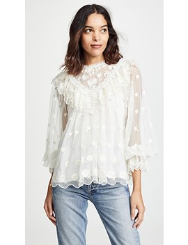 Lucien Blouse by Ulla Johnson