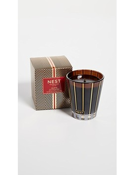 Classic Candle Wintertime Fire Scent by Nest Fragrance