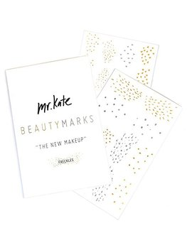"""Beauty Marks """"The New Makeup""""   Freckles by Mr. Kate"""