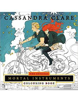The Official Mortal Instruments Colouring Book by Amazon