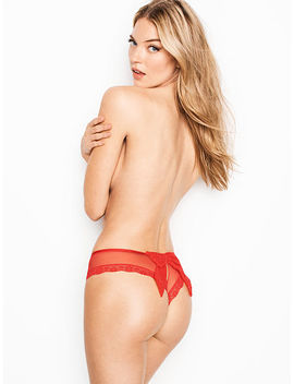 Bow Cheeky Panty by Victoria's Secret