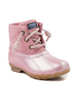 Toddler Sperry Top Sider Saltwater Boot by Sperry Top Sider