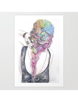 Portafortuna Art Print by