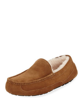 Men's Ascot Suede Slippers by Ugg Australia