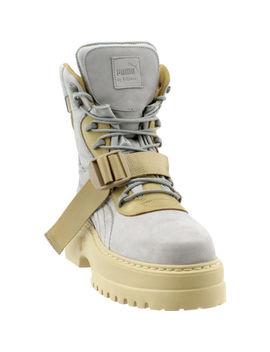 Puma Fenty By Rihanna Winter Boot Nubuck Boots  Grey  Womens by Puma