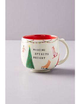 Season's Greetings Mug by Mr. Boddington's Studio