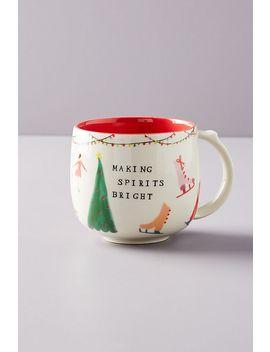 Season's Greetings Mug by Mr. Boddington's Studio