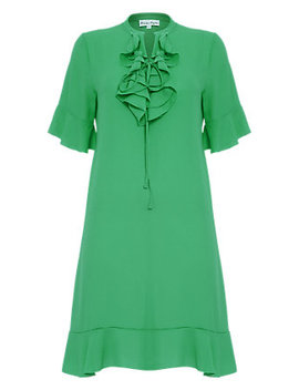L.K. Bennett Marlina Colour Spot Dress, Black/Multi by L.K.Bennett