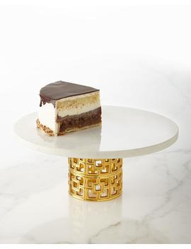 Nixon Cake Stand by Jonathan Adler
