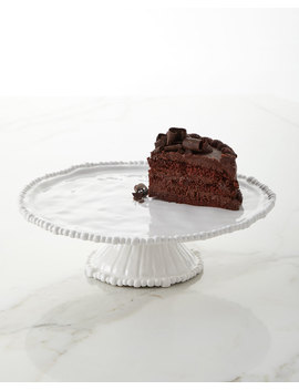 Vida Alegria Pedestal Cake Plate by Neiman Marcus