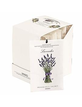 [Best Gift] Myaro 12 Packs Lavender Scented Sachets For Drawer And Closet Mr 01 by Myaro
