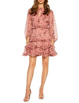 Frill Dress by Bardot