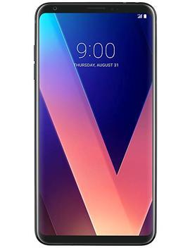 "Lg Electronics Lgus998 U V30+ Factory Unlocked Phone   128 Gb, 6"", Black (U.S. Warranty) by Lg"