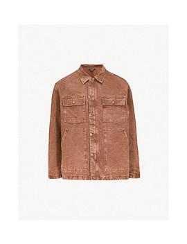 Season 6 Cotton Carpenter Coat by Yeezy