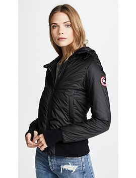 Dore Hooded Jacket by Canada Goose