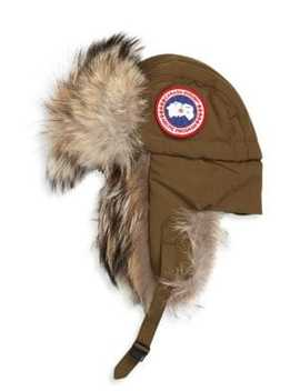 Fur Lined Hat by Canada Goose