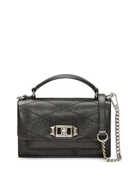 Je T'aime Leather Phone Crossbody Bag by Rebecca Minkoff