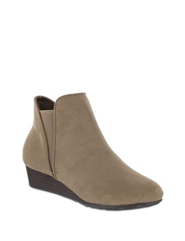 Sienna Ankle Bootie   Wide Width Available (Women) by Mia Amore