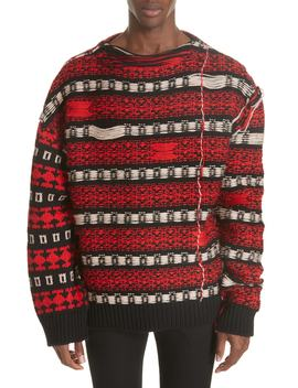 Wool Sweater by Calvin Klein 205 W39 Nyc