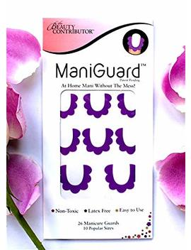 Mani Guard In Orchid by Mani Guard Tm