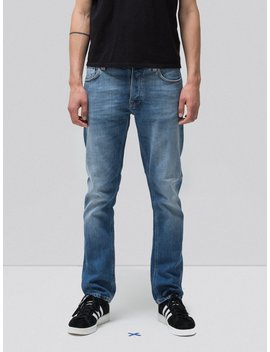 Dude Dan Pale Favourite by Nudie Jeans