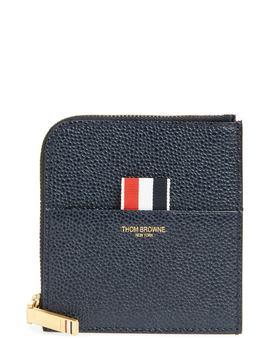 Zip Wallet by Thom Browne