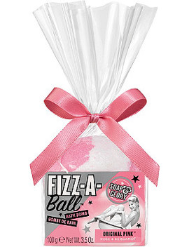 Original Pink Fizz A Ball Bath Bomb by Soap & Glory