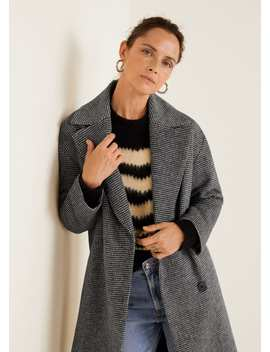 """<Font Style=""""Vertical Align: Inherit;""""><Font Style=""""Vertical Align: Inherit;"""">Wool Coat With Lapels</Font></Font> by Mango"""