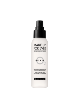 Mist & Fix                  Setting Spray                                 Like                           Like by Make Up Forever