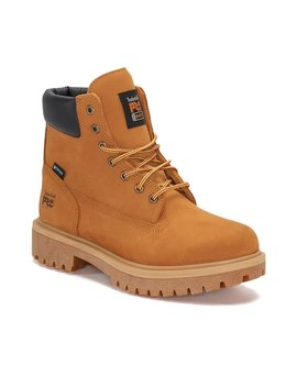 Timberland Pro Direct Attach Men's Waterproof 6 In. Work Boots by Kohl's