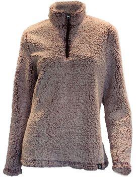 Gerry Women's Lorraine Sherpa ¼ Zip Pullover by Gerry