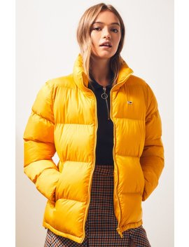 Tommy Jeans Classic Puffer Jacket by Pacsun