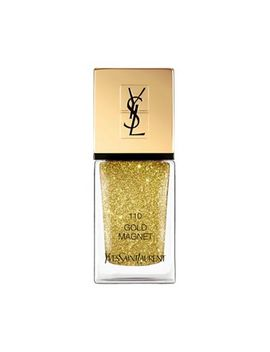 Yves Saint Laurent   Limited Edition 'la Laque Couture   No. 110 Gold Magnet' Nail Polish 10ml by Yves Saint Laurent